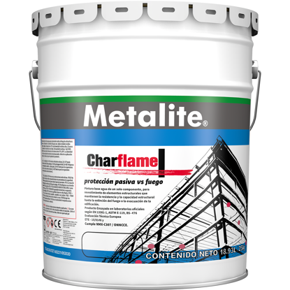 Picture of METALITE CHARFLAME